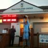 Victorious captain - Anto Doyle