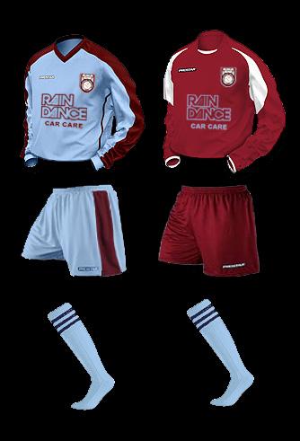 Jerseys & Sponsor
